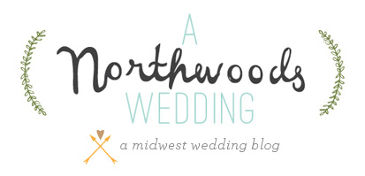 Ingman Photography on A Northwoods Wedding